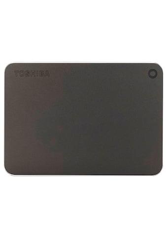 Toshiba »Canvio Premium 2TB dark grey« externe HDD - Festplatte 2,5 '' kaufen