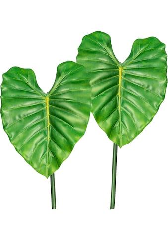 Creativ green Kunstzweig »Philodendronblatt« kaufen