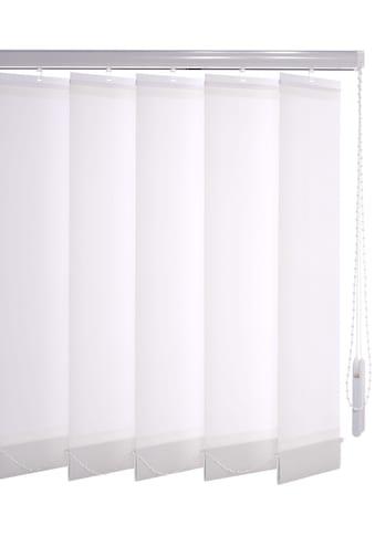 Liedeco Lamellenvorhang »Vertikalanlage 89 mm« kaufen