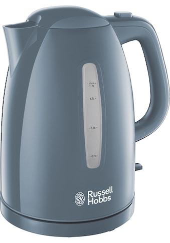 RUSSELL HOBBS Wasserkocher »Textures Grey 21274-70«, 1,7 l, 2400 W kaufen