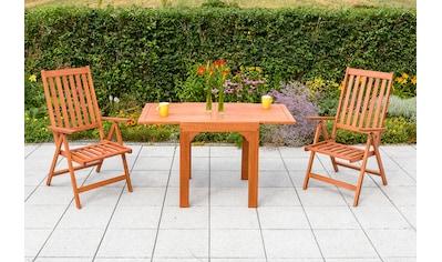 MERXX Gartenmöbelset »Vitoria« kaufen