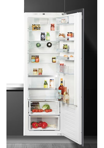 BOSCH Einbaukühlschrank »KIR81AFE0«, 6, KIR81AFE0, 177,2 cm hoch, 55,8 cm breit kaufen