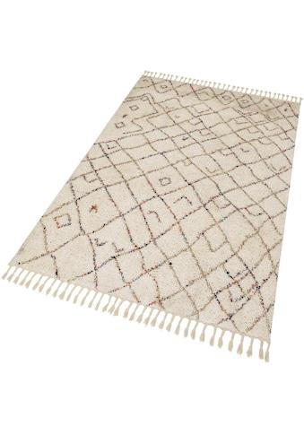 Hochflor - Teppich, »Urban 184«, SCHÖNER WOHNEN - Kollektion, rechteckig, Höhe 30 mm, maschinell gewebt kaufen