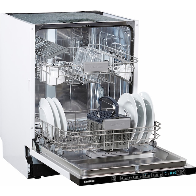 Samsung vollintegrierbarer Geschirrspüler DW4500, 10,5 Liter, 13 Maßgedecke