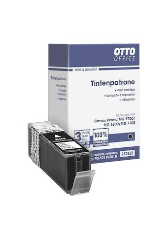 Otto Office Tintenpatrone ersetzt Canon XL »PGI - 570 PG BK« kaufen