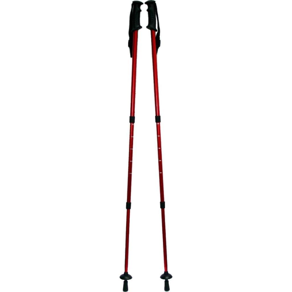 Maximex Trekking-Stöcke »Teleskop-Trekkingstöcke«, ultraleicht