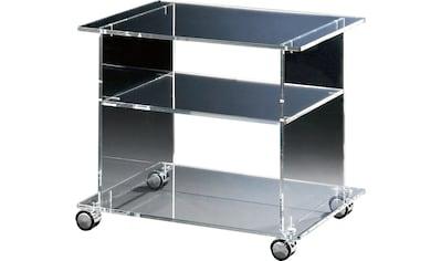 Places of Style TV-Board »Remus«, aus Acrylglas kaufen