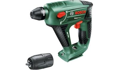 Bosch Powertools Akku-Bohrhammer »Uneo Maxx«, ohne Akku und Ladegerät kaufen