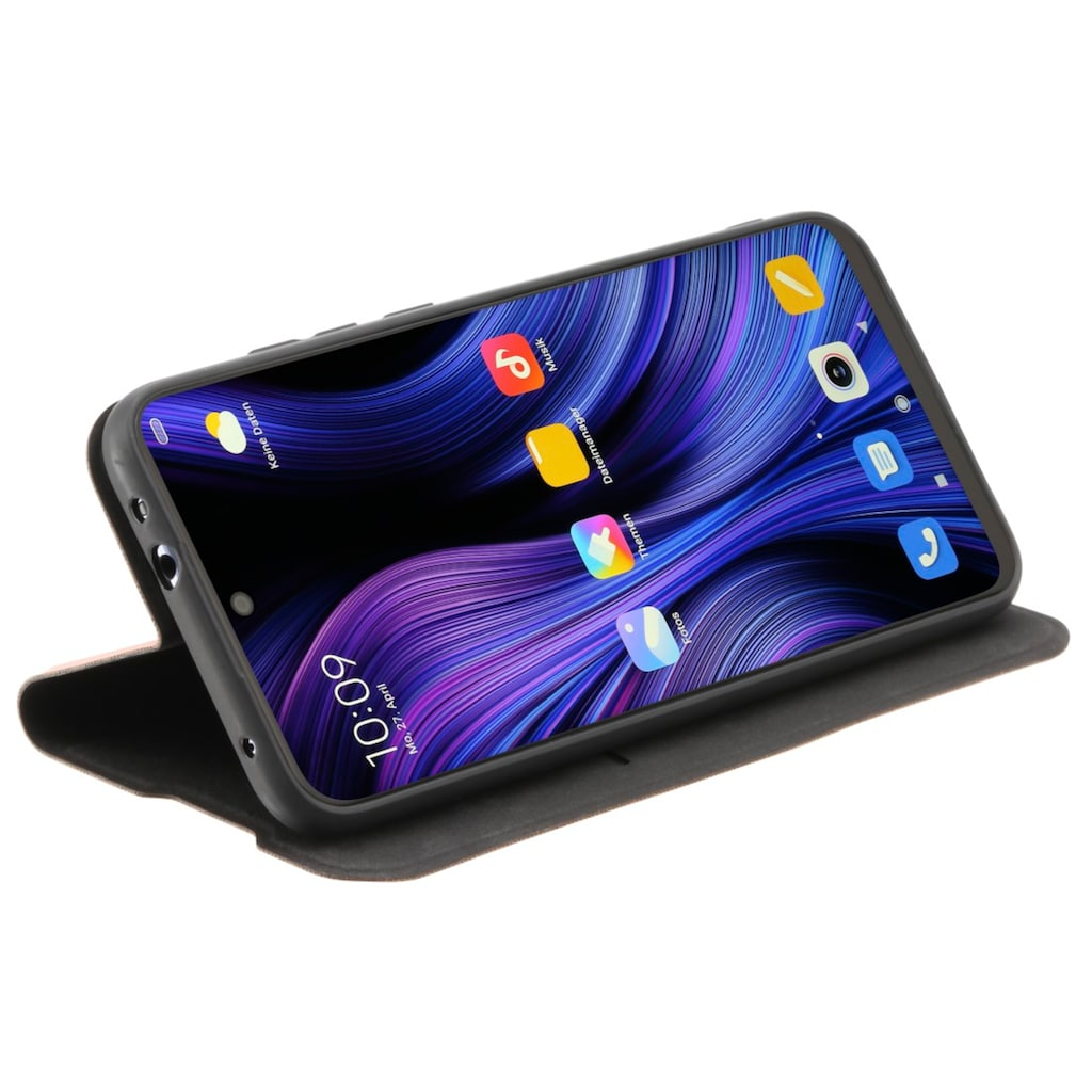 Hama Handytasche »Smartphone Booklet Single 2.0«, für Xiaomi Redmi Note 9 Pro (Max)/Note 9S, Rosa