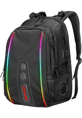 MARVO Notebook - Rucksack »BA - 02 RGB Gaming Backpack« kaufen