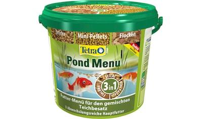 TETRA Fischfutter »Pond Menü«, 4,8 Liter kaufen