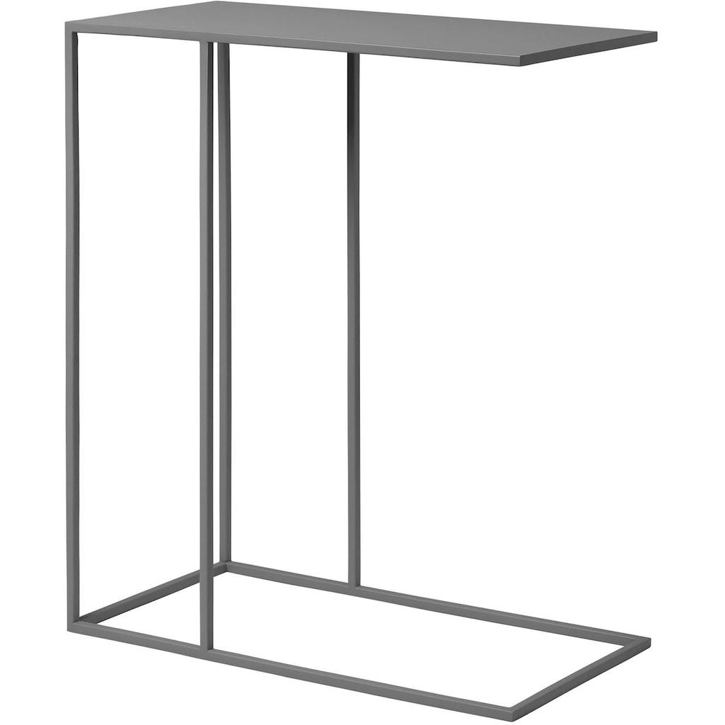 BLOMUS Beistelltisch »Beistelltisch -FERA- Steel Gray«