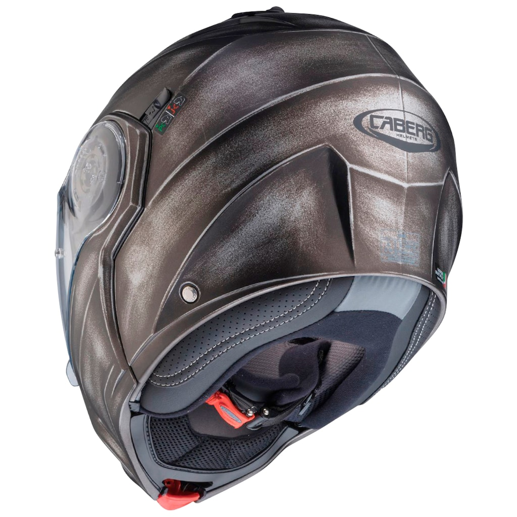 Caberg Motorradhelm »Droid Iron«, mit integrierter Sonnenblende