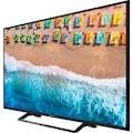 Hisense H55BE7200 LED-Fernseher (138 cm / (55 Zoll), 4K Ultra HD, Smart-TV