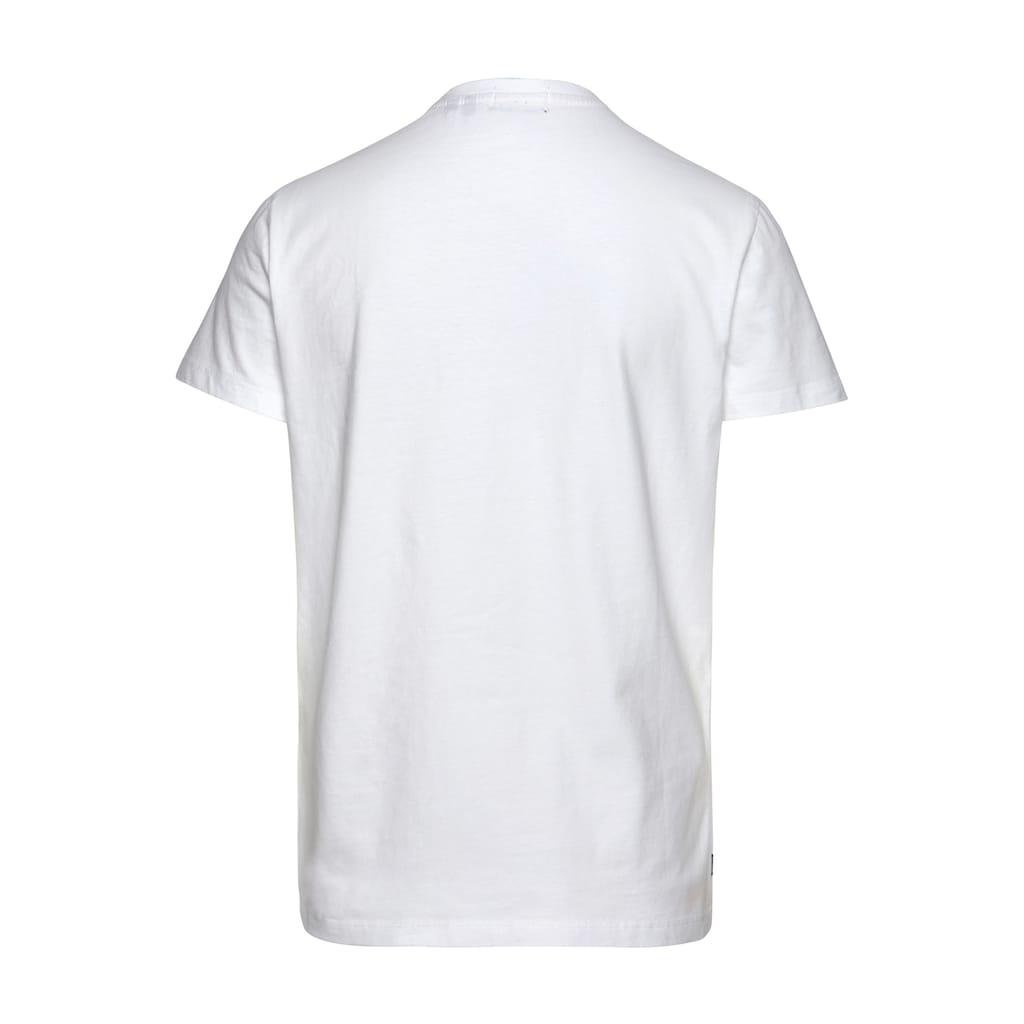Superdry V-Shirt »OL CLASSIC VEE TEE NS«