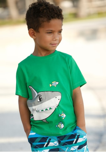Arizona T - Shirt »Reißverschluss« kaufen