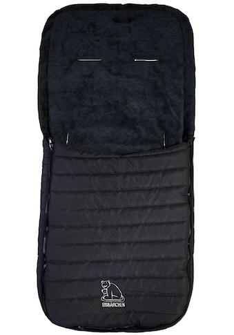 Heitmann Felle Fußsack »Eisbärchen - Steppfußsack«, ideal für die Übergangszeit, waschbar kaufen