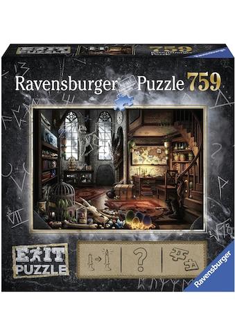 Ravensburger Puzzle »Puzzle Exit 5: Im Drachenlabor«, Made in Germany, FSC® - schützt... kaufen