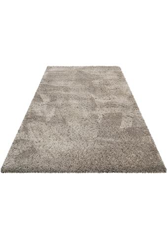 Esprit Hochflor-Teppich »YOGI«, rechteckig, 50 mm Höhe kaufen