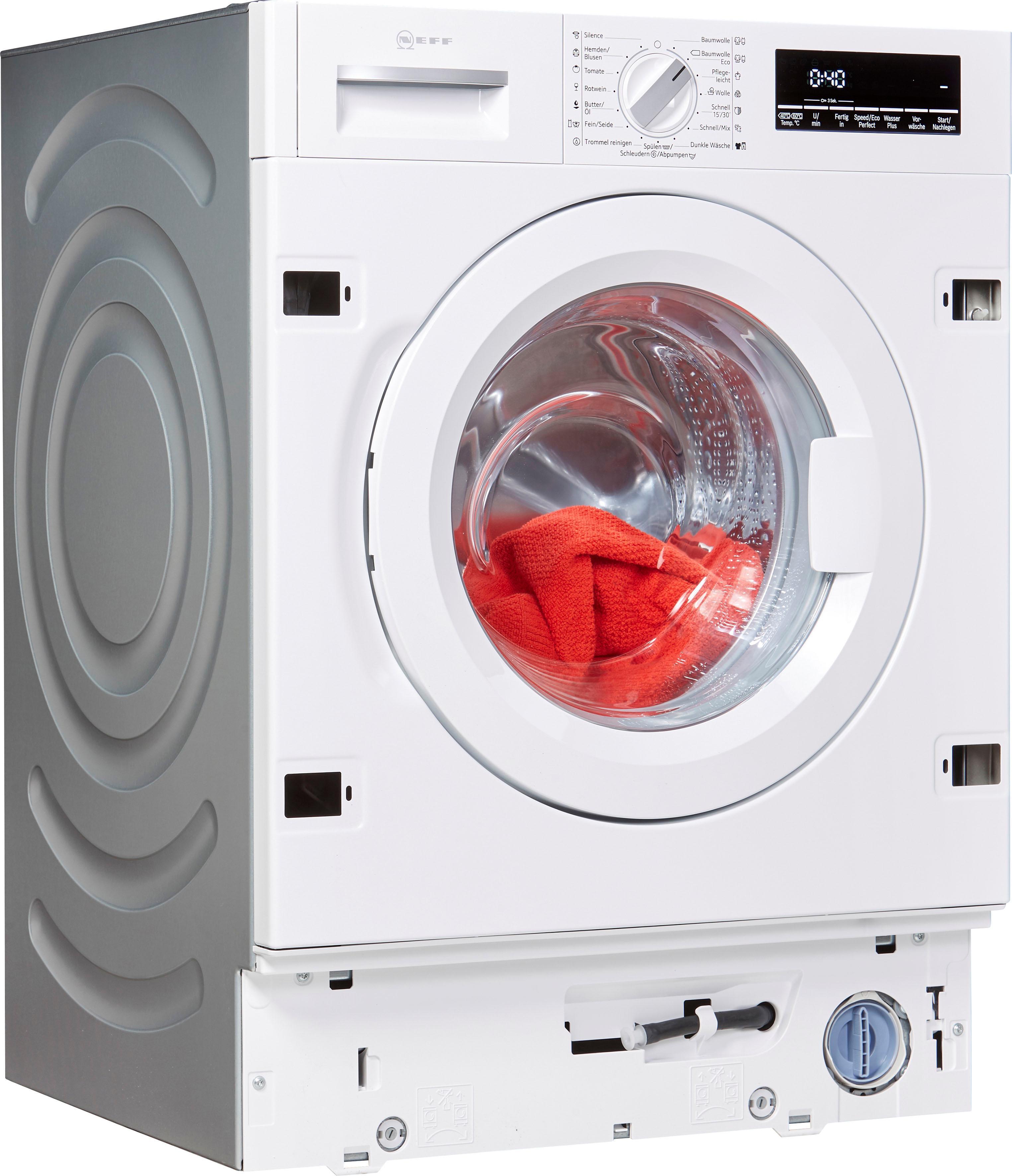 NEFF Einbauwaschmaschine W6440X0 | Bad > Waschmaschinen und Trockner > Einbauwaschmaschinen | Weiß | NEFF