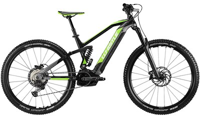 Whistle E - Bike »B - Rush All SLS«, 12 Gang Shimano XT SGS Shadow Plus Schaltwerk, Kettenschaltung, Mittelmotor 250 W kaufen