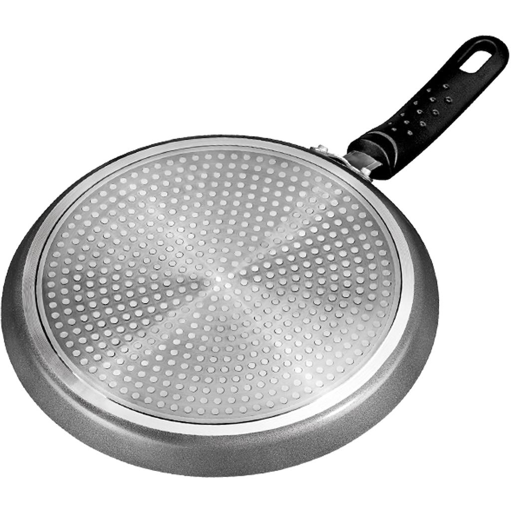 STONELINE Crêpepfanne, Aluminium, (1 tlg.), Induktion