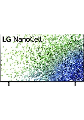 "LG LCD-LED Fernseher »75NANO809PA«, 189 cm/75 "", 4K Ultra HD, Smart-TV, Local... kaufen"