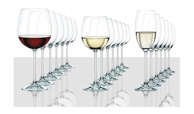 Nachtmann Gläser-Set »Vivendi Premium«, (Set, 18 tlg.), 18-teilig kaufen