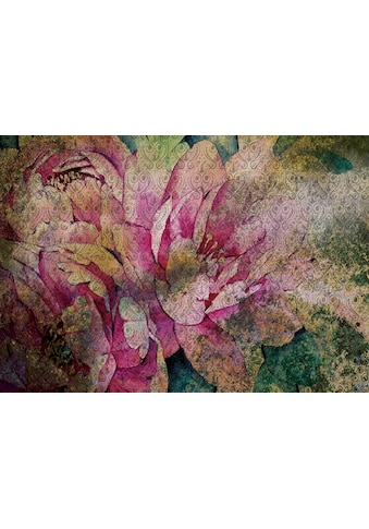 Consalnet Vliestapete »Vintage Blume«, floral kaufen