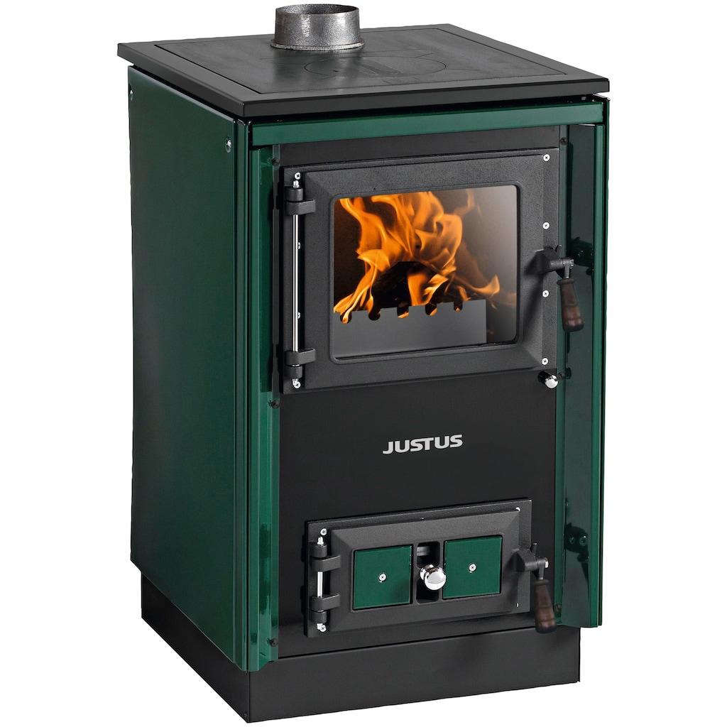 JUSTUS Festbrennstoffherd »Rustico-50 2.0«