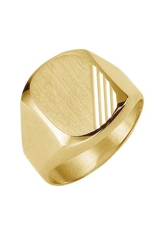 Firetti Siegelring »diamantiert« kaufen