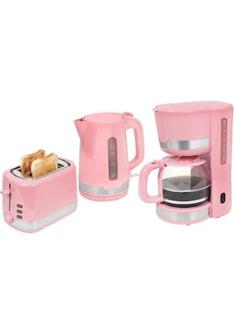 exquisit Frühstücks-Set »FS 7102 ppi« kaufen