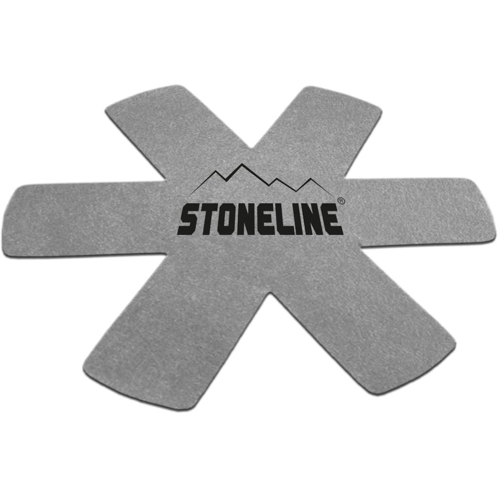 STONELINE Topf-Set, Aluminium, (Set, 14 tlg.), Keramik-Antihaftbeschichtung