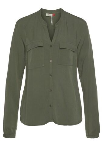 Ragwear Blusenshirt »ROI«, aus fliessend, fallender Viscose kaufen