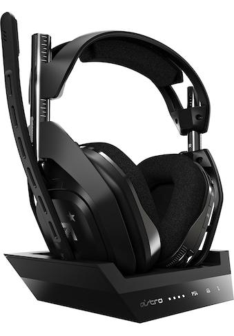 ASTRO Gaming-Headset »A50 Gen4«, Rauschunterdrückung, Dolby Audio, für PS5, PS4, PC, Mac kaufen