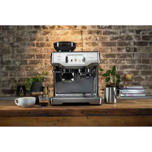 Sage Espressomaschine »The Barista Touch, SES880BSS4EEU1«