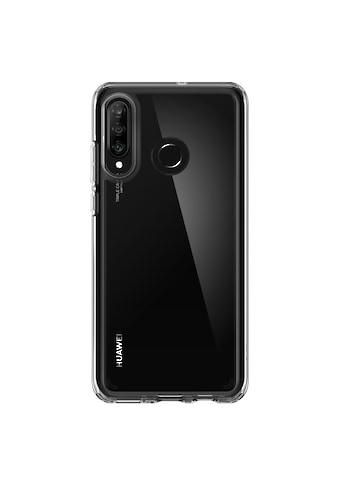 Spigen Smartphone-Hülle »Spigen HUAWEI P30 lite/nova 4e Case Ultra Hybrid«, Transparent kaufen