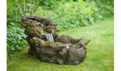 UBBINK Gartenbrunnen »Aspen«, mit LED, BxTxH: 105x50x50 cm kaufen