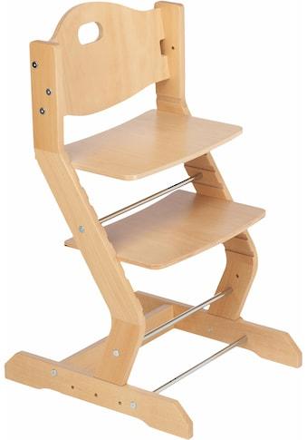 tiSsi® Hochstuhl »Grundgestell Buche Natur«, aus Holz; Made in Europe kaufen