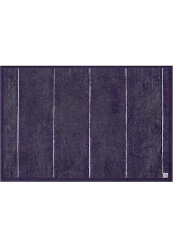 Barbara Becker Fußmatte »Beachwood«, rechteckig, 10 mm Höhe, Schmutzfangmatte, In- und... kaufen