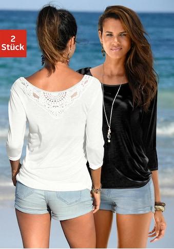 Beachtime 3/4 - Arm - Shirt kaufen
