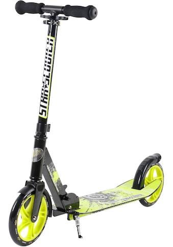 Star-Scooter Cityroller, XXL Trittbrett, Abgesenktes Trittbrett kaufen