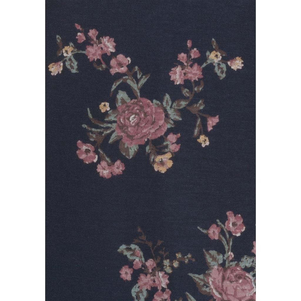 LASCANA 3/4-Arm-Shirt, in modischer Blusenoptik