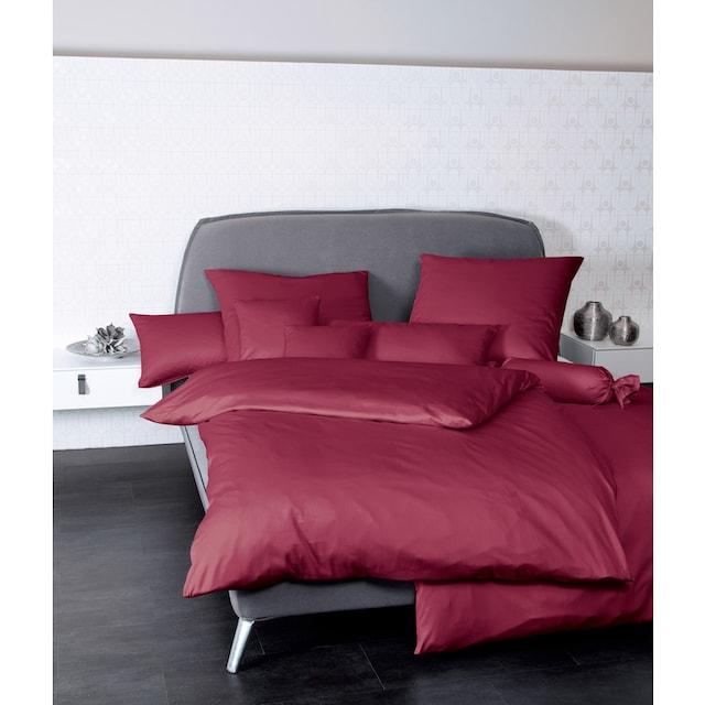 Bettwäsche »Colors 31001«, Janine