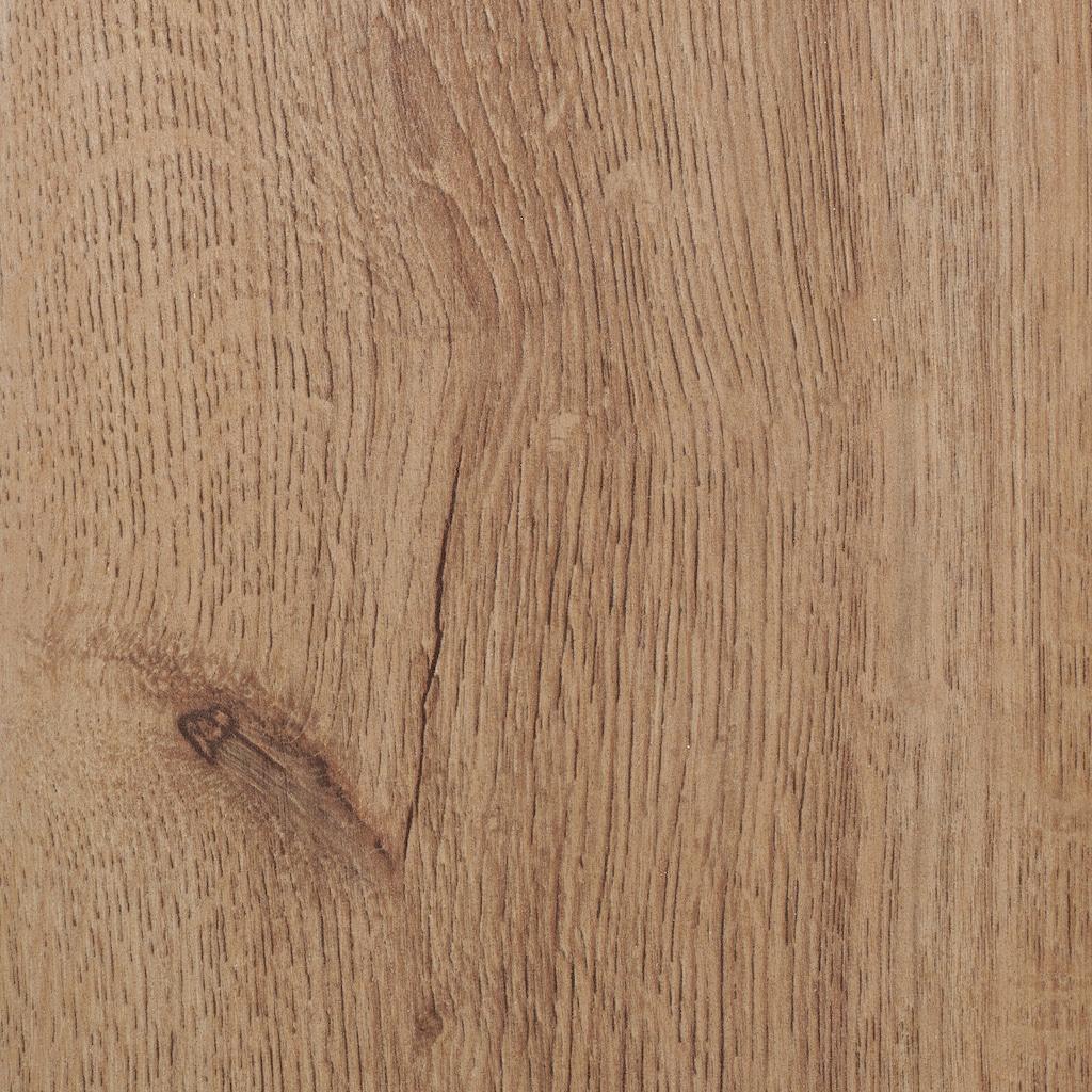 Bodenmeister Laminat »Dielenoptik Eiche natur«, Stärke: 7mm, ohne Fuge