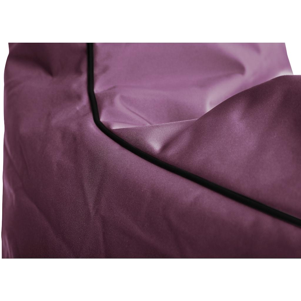 MAGMA Sitzsack »SCUBA Swing «, 2er Set, Indoor / Outdoor geeignet