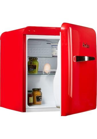 Amica Table Top Kühlschrank »KBR 331 100 R«, KBR 331 100 R, 50,7 cm hoch, 43,5 cm breit kaufen