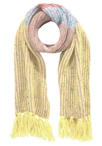 Seeberger Strickschal, mit mehrfarbigen Streifen kaufen