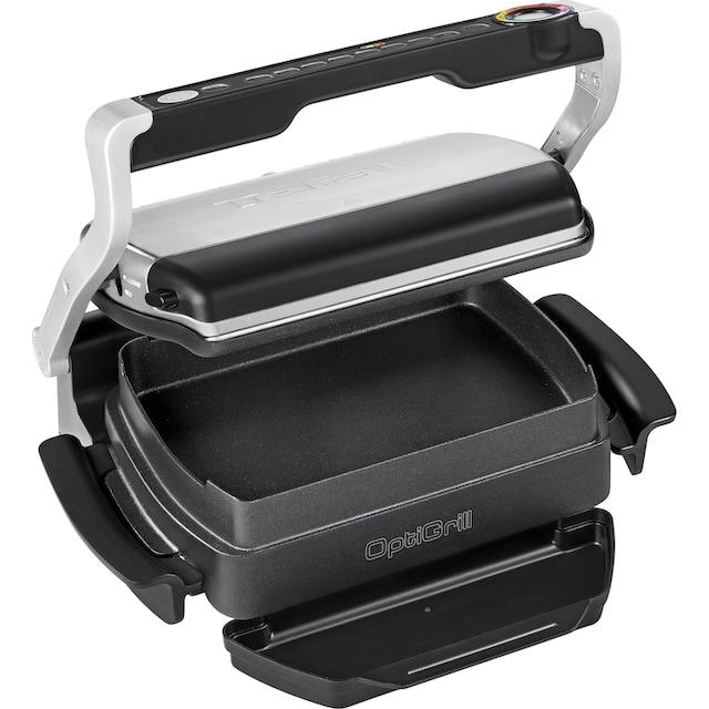 Tefal Backeinsatz XA7258 OptiGrill Snacking & Baking für OptiGrill+ und OptiGrill Elite, Zubehör für GC714, GC712, GC730, GC750D