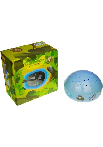 niermann LED Nachtlicht »Wilde Tiere Projektor«, 1 St., Nachtlicht Wilde Tiere Projektor kaufen